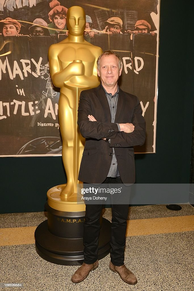 Rob Epstein attends the AMPAS Hosts 'Portrait of Jason' Screening at Linwood Dunn Theater at the Pickford Center for Motion Study on May 10, 2013 in Hollywood, California.