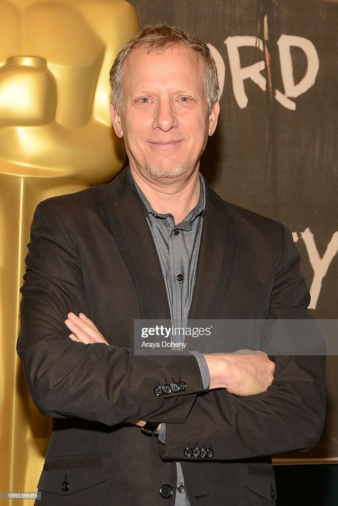 <a gi-track='captionPersonalityLinkClicked' href=/galleries/search?phrase=Rob+Epstein&family=editorial&specificpeople=2669345 ng-click='$event.stopPropagation()'>Rob Epstein</a> attends the AMPAS Hosts 'Portrait of Jason' Screening at Linwood Dunn Theater at the Pickford Center for Motion Study on May 10, 2013 in Hollywood, California.