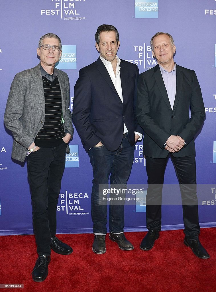 <a gi-track='captionPersonalityLinkClicked' href=/galleries/search?phrase=Rob+Epstein&family=editorial&specificpeople=2669345 ng-click='$event.stopPropagation()'>Rob Epstein</a>, Kenneth Cole and Jeffrey Friedman attends Tribeca Talks: After the Movie: 'Battle of amFAR' during the 2013 Tribeca Film Festival at SVA Theater on April 24, 2013 in New York City.