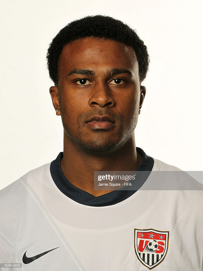 Rob Findley of USA poses during the official FIFA World Cup 2010 portrait session on June 3, 2010 in Centurion, South Africa.