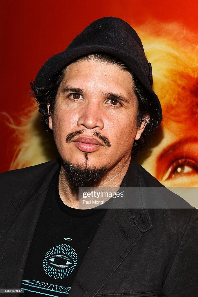 Rob Garza of Thievery Corporation attends Mick Rock's Photography exhibit at the W Washington D.C. on March 1, 2012 in Washington, DC.
