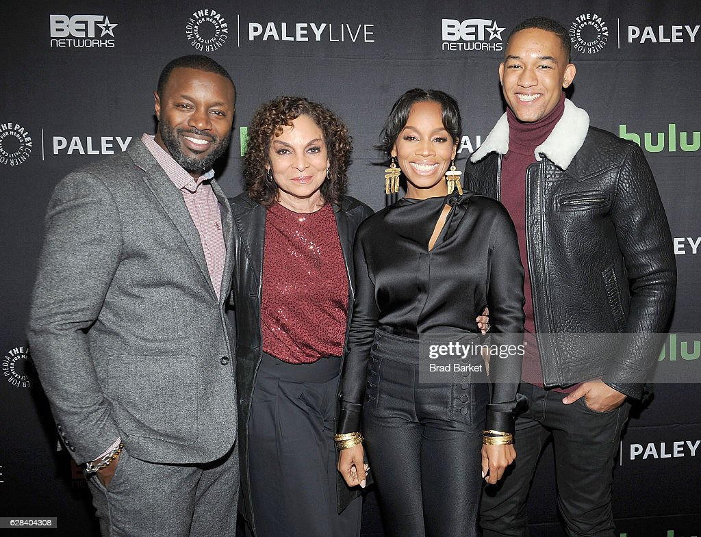"""BET's """"The Quad"""" Paley Center For Media World Premiere"""