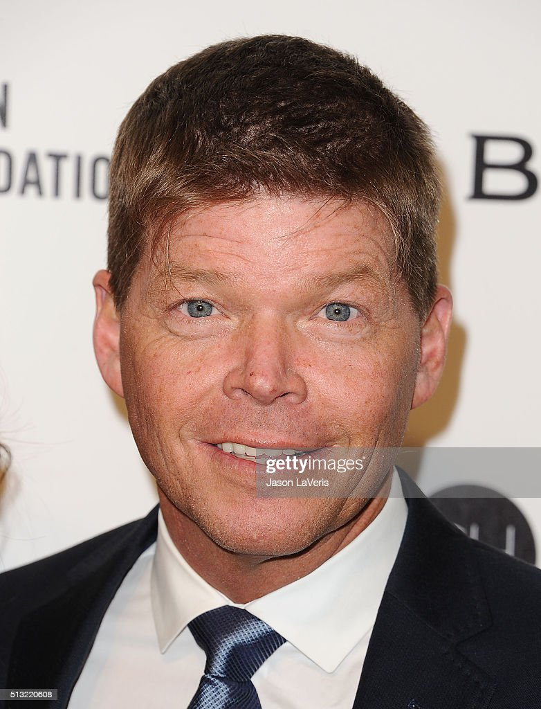 Rob Liefeld attends the 24th annual Elton John AIDS Foundation's Oscar viewing party on February 28 2016 in West Hollywood California
