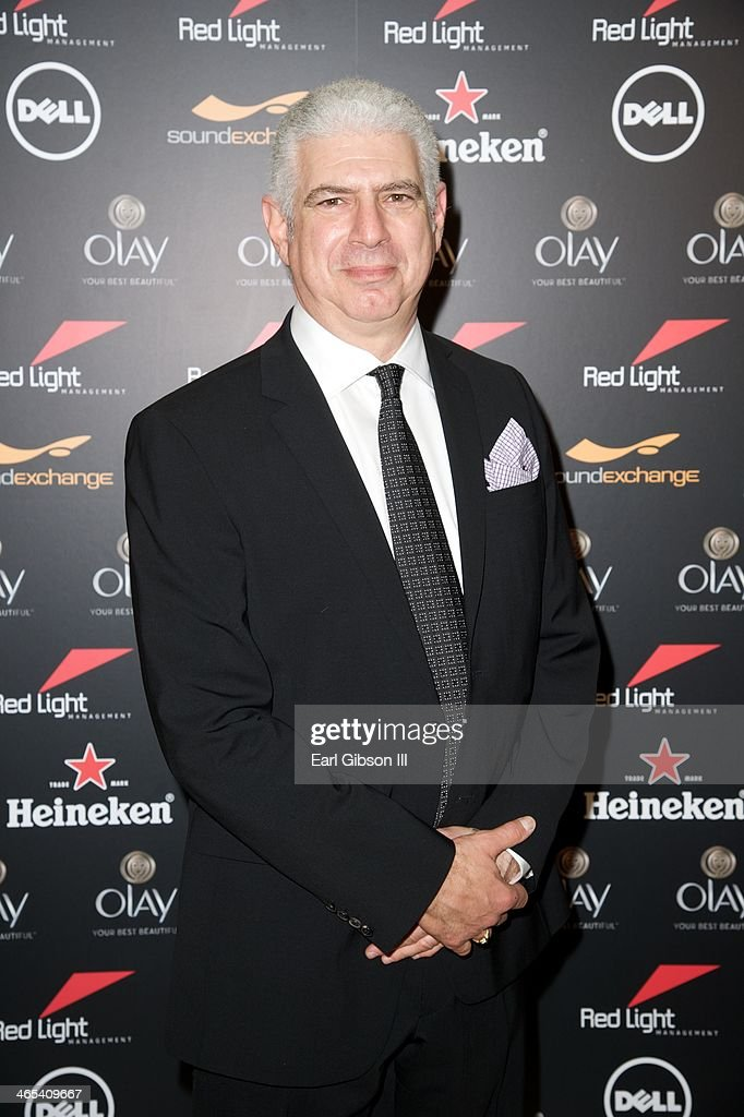Rob Light of CAA attends The Grammy Awards Red Light Management After Party at Sky Bar, Mondrian Hotel on January 26, 2014 in West Hollywood, California.