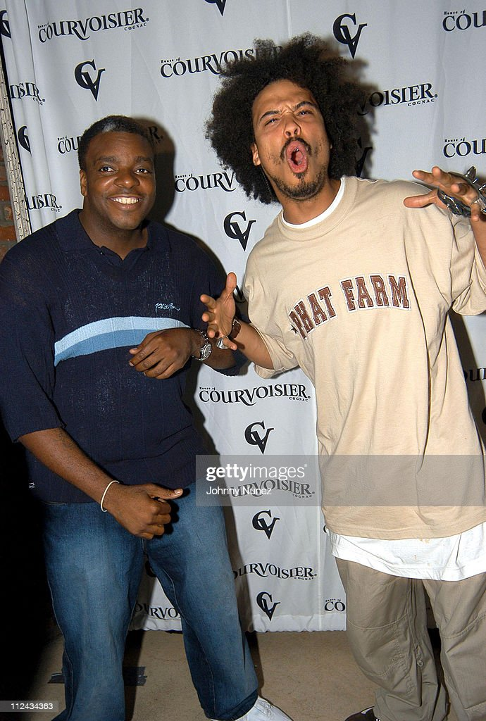 Rob Love of Def Jam and Bizarre Royale during House of Courvoisier and Phat Farm presents the Phat Classics Flavas Party New York City at Villa in New York City, New York, United States.