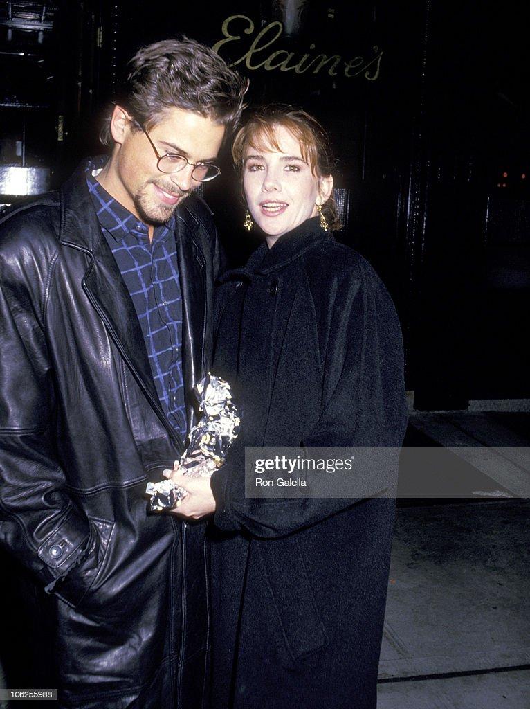 Melissa Gilbert Rob Lowe Pregnancy