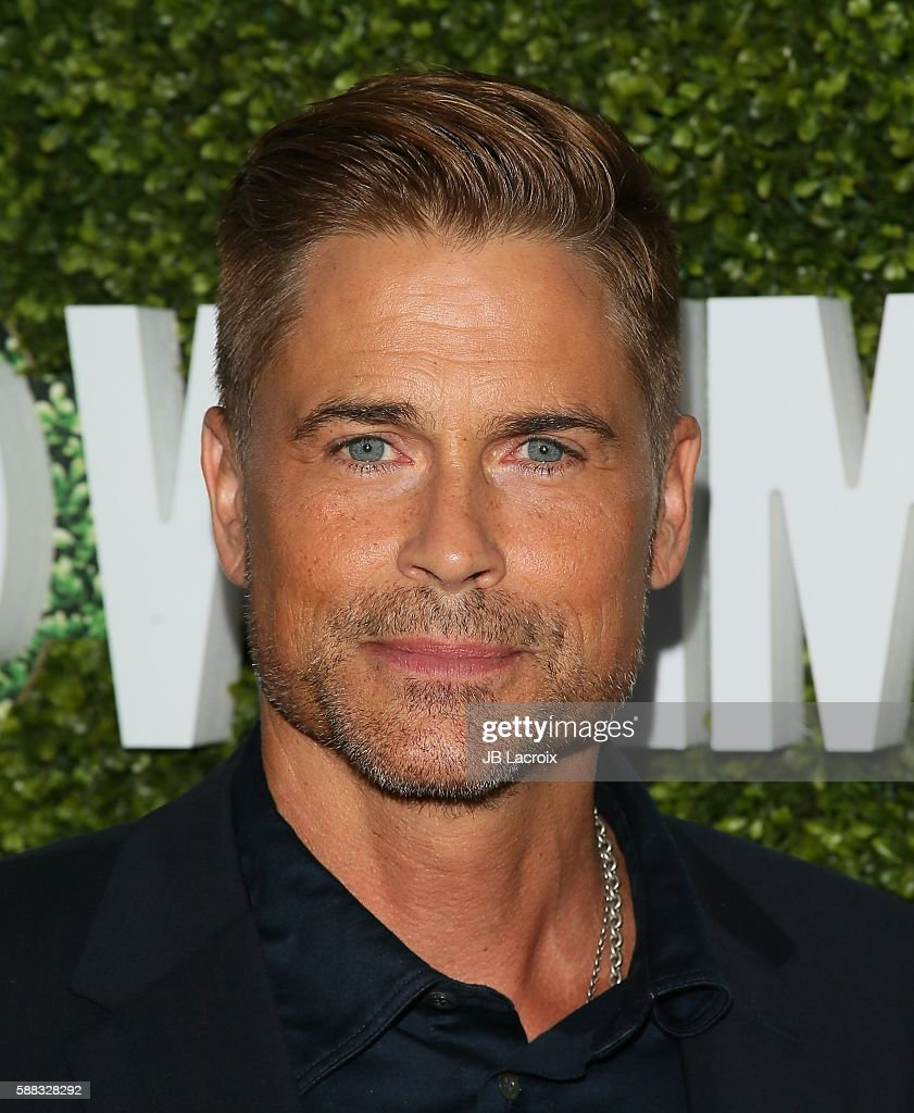 Rob Lowe attends the CBS, CW, Showtime Summer TCA Party at Pacific Design Center on August 10, 2016 in West Hollywood, California.