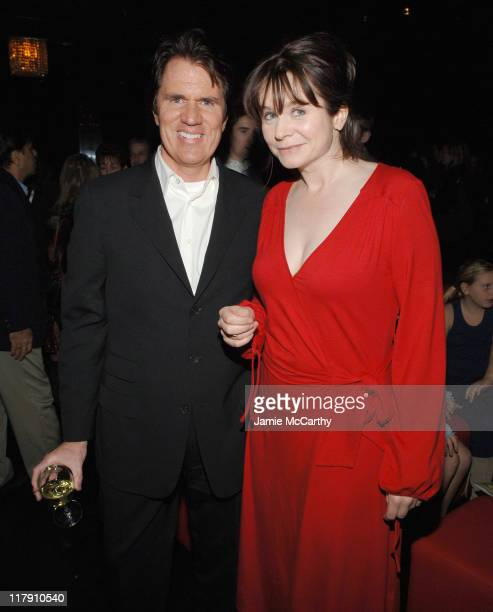 Rob Marshall and Emily Watson during 'Miss Potter' New York City Premiere Sponsored by The New York Observer L'Oreal Paris and TMobile After Party at...