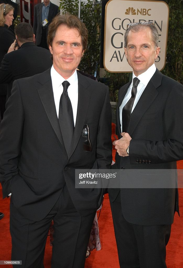 Rob Marshall during The 60th Annual Golden Globe Awards Arrivals at Beverly Hilton Hotel in Beverly Hills CA United States