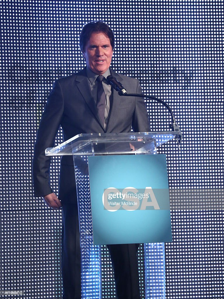 Rob Marshall honored with the New York Apple Award during the 30th Annual Artios Awards Presentation at 42 WEST on January 22 2015 in New York City