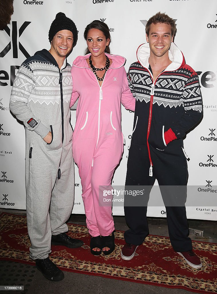 OnePiece Launch Event - Arrivals