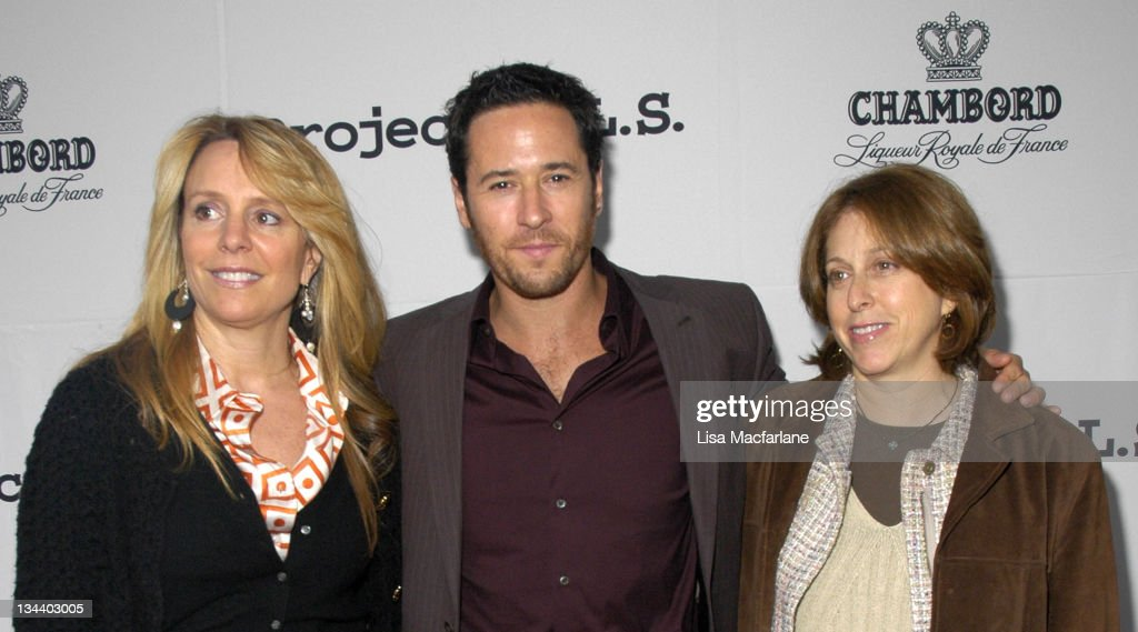Rob Morrow and guests during The Chambord Project Raise Money by Raising Your Glass at NA in New York City New York United States