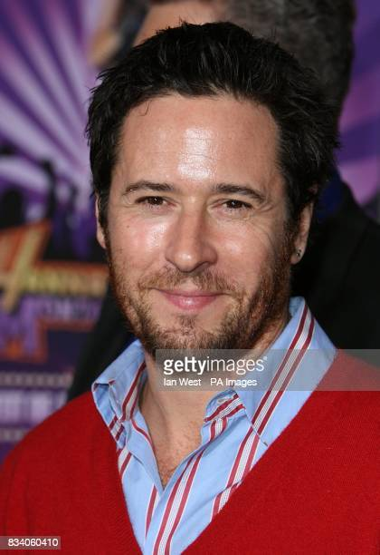 Rob Morrow arrives at the premiere for new film Hannah Montana and Miley CyrusBest of Both Worlds Concert at the El Capitan Theatre Los Angeles