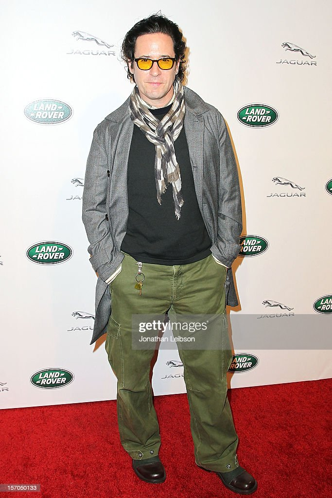 Rob Morrow attends the Jaguar And Land Rover Celebrate 2012 Auto Show Arrivals At Paramount Studios at Paramount Studios on November 27, 2012 in Hollywood, California.