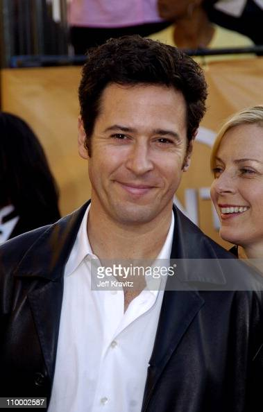 Rob Morrow during 2005 Screen Actors Guild Awards Arrivals at The Shrine in Los Angeles California United States