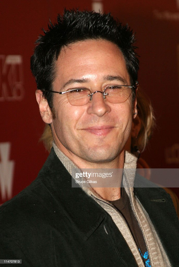 Rob Morrow during 2006 Weinstein Company PreOscar Party Arrivals at Pacific Design Center in West Hollywood California United States