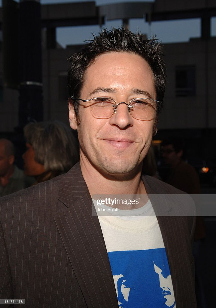 Rob Morrow during 'Crash' Los Angeles Premiere Red Carpet at The Academy of Motion Picture Arts and Sciences in Los Angeles California United States
