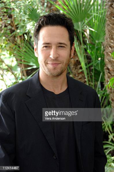 Rob Morrow during 'Numb3rs' Press Conference with Rob Morrow and David Krumholtz at The Four Seasons in Beverly Hills California United States