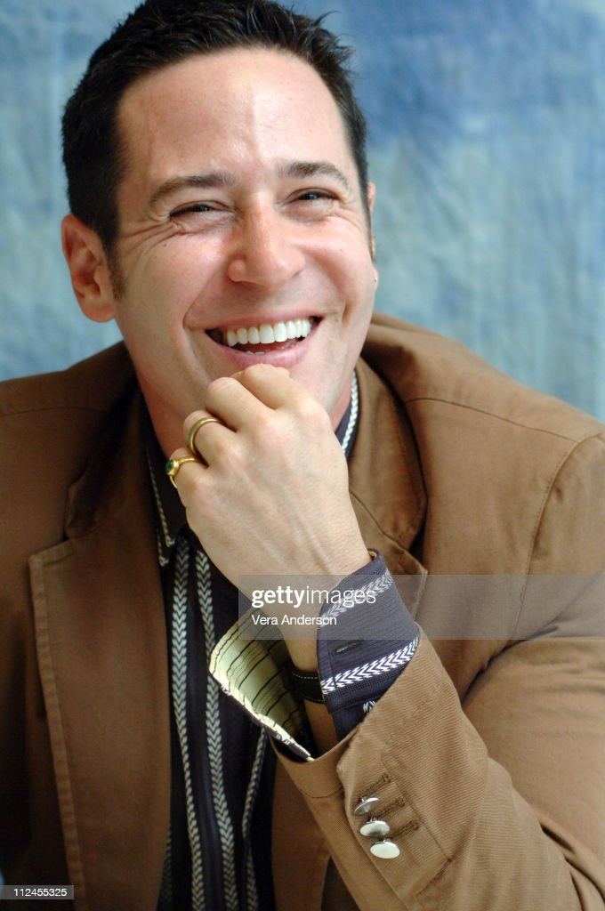 Rob Morrow during 'Numb3rs' Press Conference with Rob Morrow and David Krumholtz at Four Seasons in Beverly Hills California United States