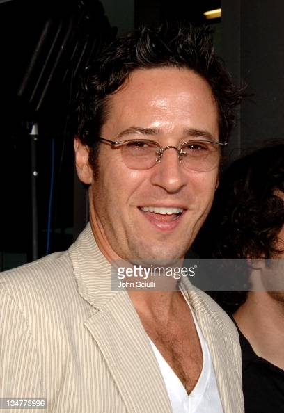 Rob Morrow during 'The 40YearOld Virgin' Los Angeles Premiere Red Carpet at Arclight Hollywood in Los Angeles California United States