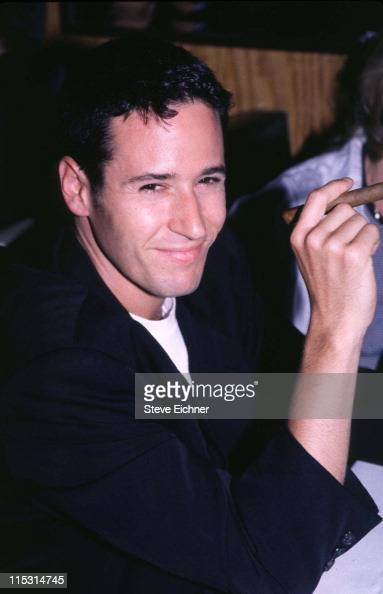 Rob Morrow during Trainspotting Premiere After Party at Bowery Bar in New York City New York United States