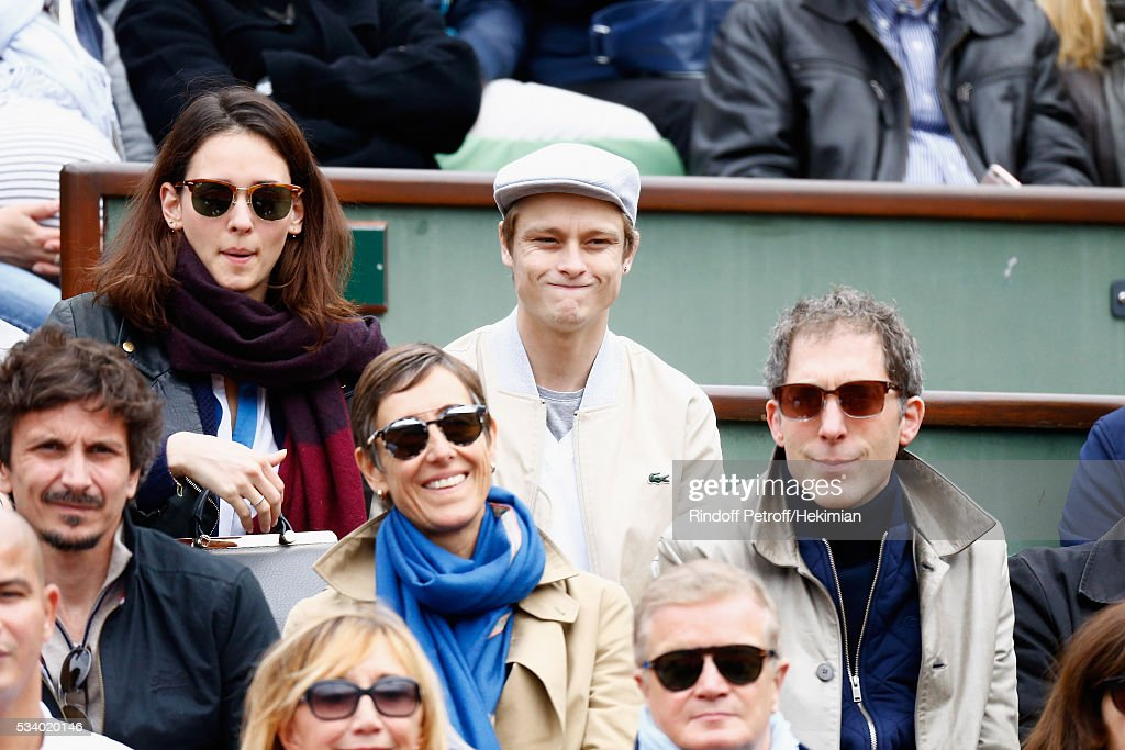 Rob Paradot attends the 2016 French Tennis Open - Day Three at Roland Garros on May 24, 2016 in Paris, France.