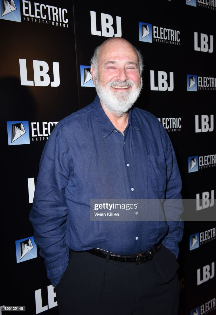 Los Angeles Premiere- LBJ