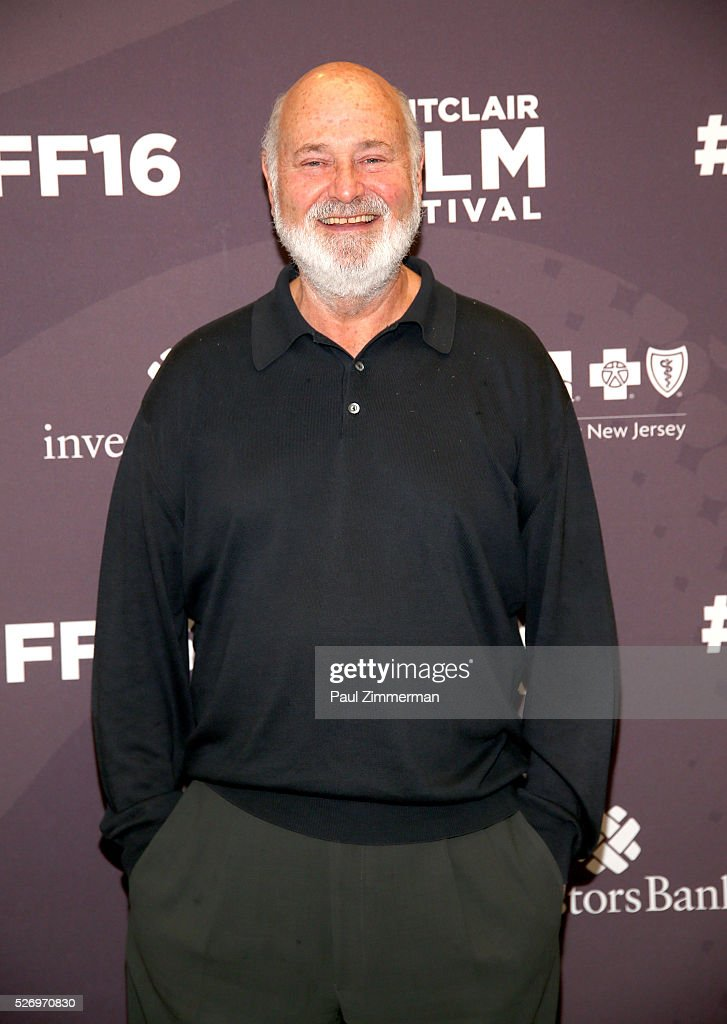 Rob Reiner attends the Montclair Film Festival 2016 - Day 3 Conversations at Montclair Kimberly Academy on May 1, 2016 in Montclair, New Jersey.
