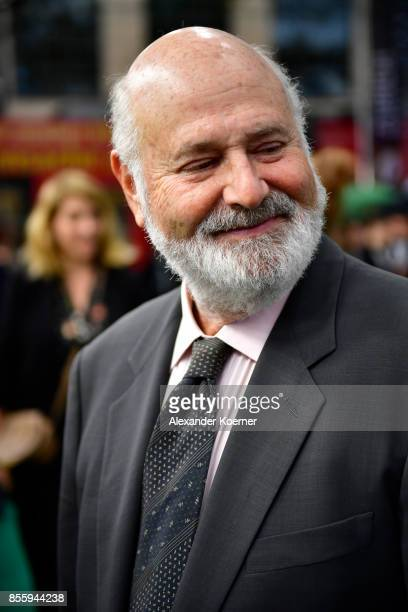 Rob Reiner attends the 'Shock and Awe' premiere at the 13th Zurich Film Festival on September 30 2017 in Zurich Switzerland The Zurich Film Festival...