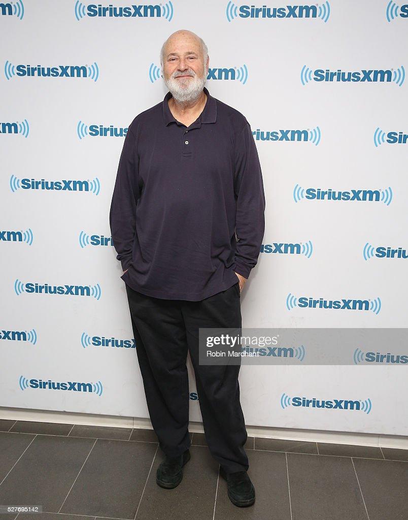 Celebrities Visit SiriusXM - May 3, 2016