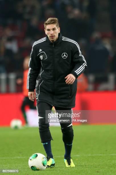 Rob Robert Zieler Germany goalkeeper