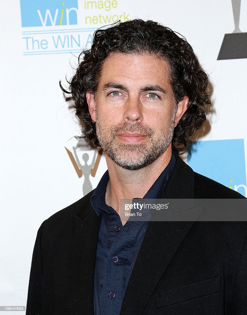 Rob Thomas attends The 14th a annual Women's Image Network (WIN) awards at Paramount Theater on the Paramount Studios lot on December 12, 2012 in Hollywood, California.