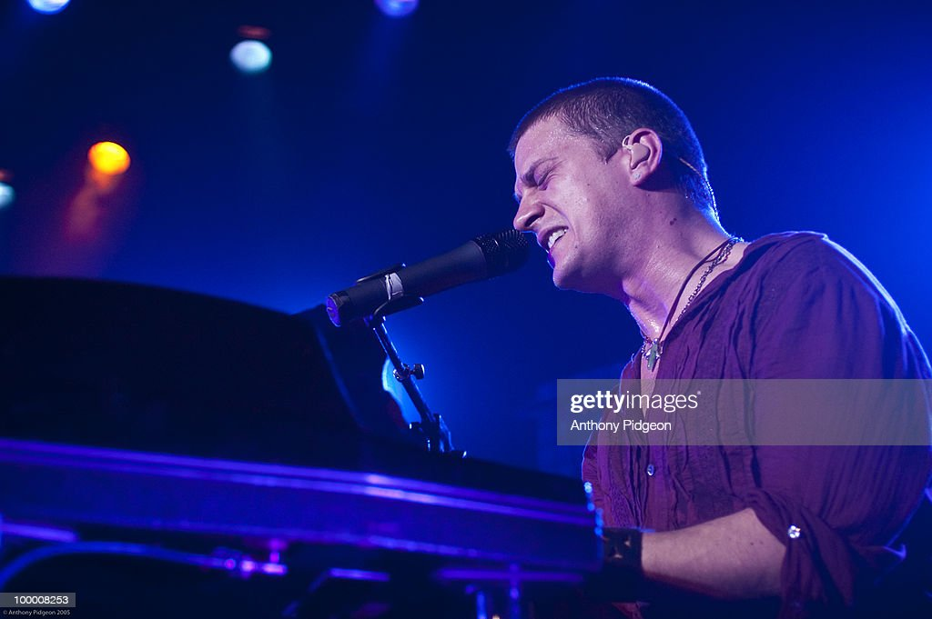 Rob Thomas performs on stage at The Fillmore on April 15th 2005 in San Francisco, California, United States.