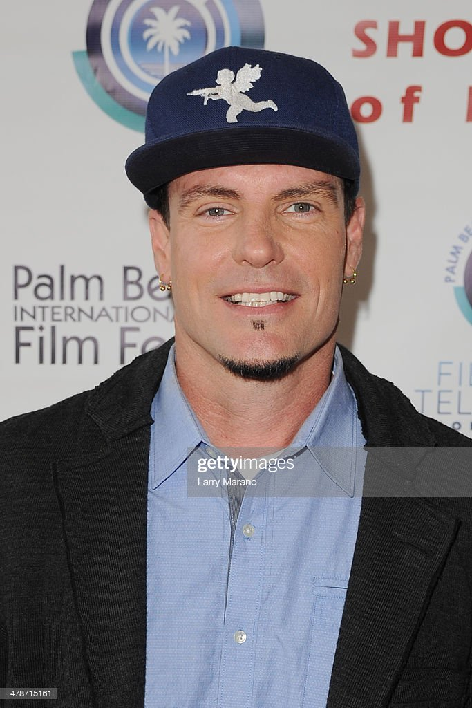 Rob Van Winkle attends the 2014 Student Showcase of Films at Lynn University on March 14, 2014 in Boca Raton, Florida.