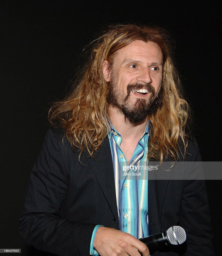 Rob Zombie during CineVegas Film Festival 2005 'Devil's Rejects' Q A at Brenden Theatres in Las Vegas Nevada United States