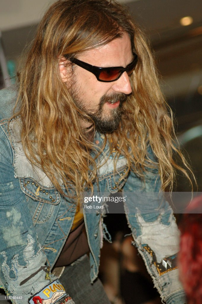 Rob Zombie during Rob Zombie InStore Appearance and Album Signing at Virgin Megastore in New York March 28 2006 at Virgin Megastore in New York City...