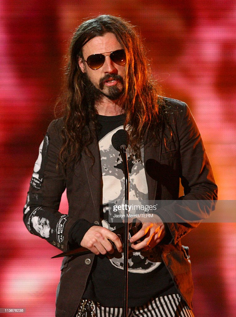 Rob Zombie during Spike TV's 'Scream Awards 2006' Show at Pantages Theater in Hollywood California United States