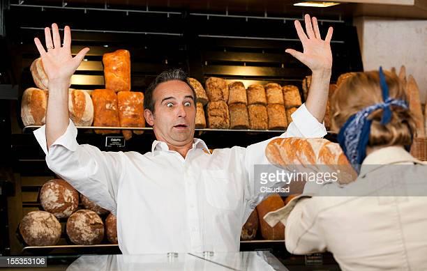 Attaque de boulangerie
