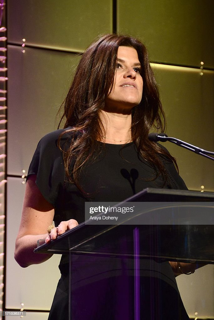 Robbie Brenner speaks at The Thirst Project 4th annual gala and performance at The Beverly Hilton Hotel on June 25, 2013 in Beverly Hills, California.