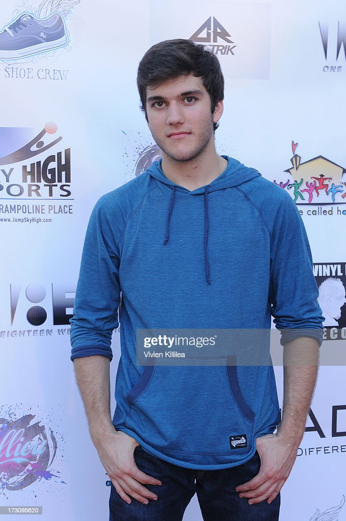 Robbie Bruce attends Shoe Crews Summer Concert on July 6, 2013 in Simi Valley, California.
