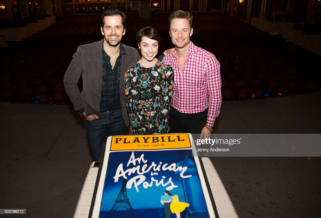 """""""An American In Paris"""" Celebrates One Year On Broadway"""