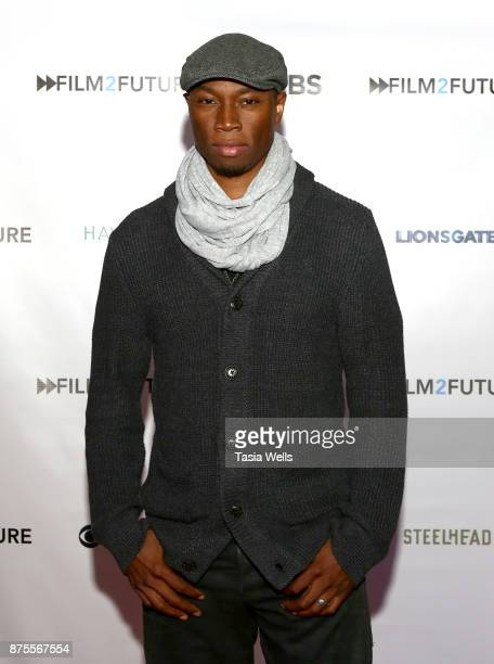 Robbie Jones at the Film2Future Year 2 Awards Ceremony on November 16 2017 in Los Angeles California