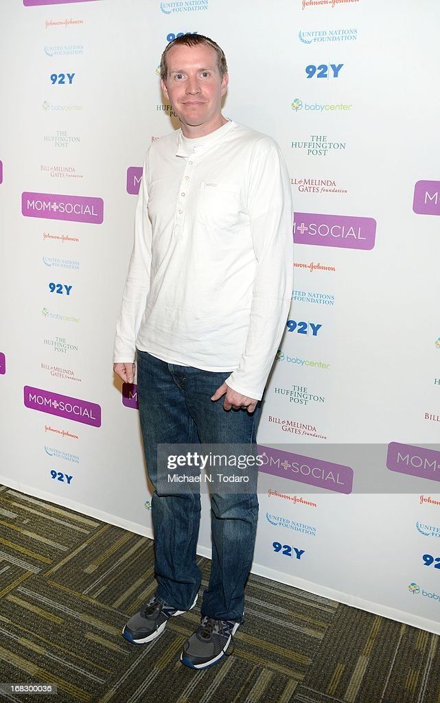 Robbie Parker attends the Mom + Social Event at 92Y Tribeca on May 8, 2013 in New York City.