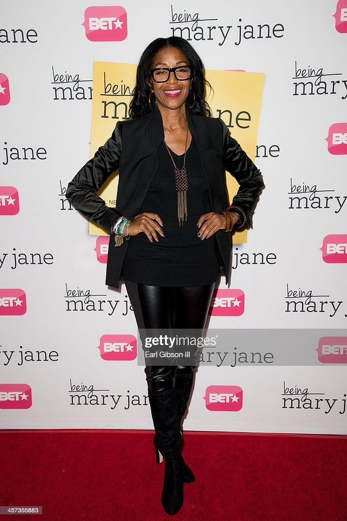 Robbie Reed attends the New Series 'Being Mary Jane' Los Angeles Premiere on December 16, 2013 in Los Angeles, California.