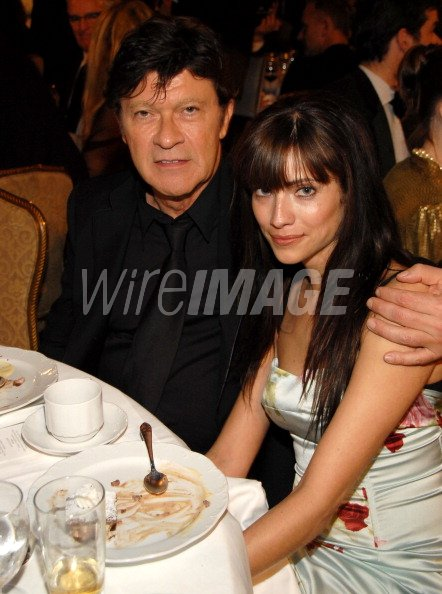Robbie Robertson and Lidia Andich...