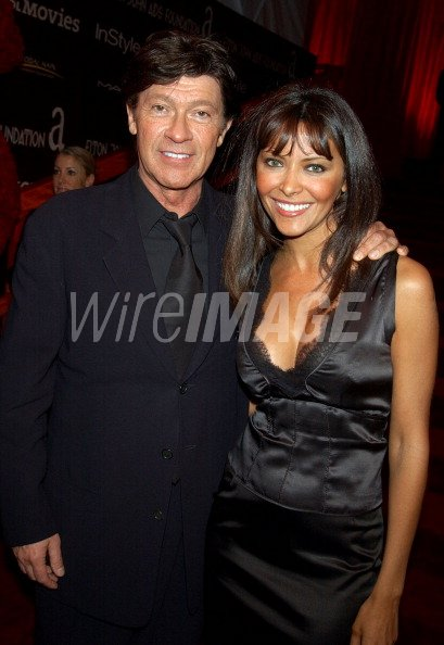 Loss Of Use Coverage >> Robbie Robertson and wife during Elton John AIDS ...