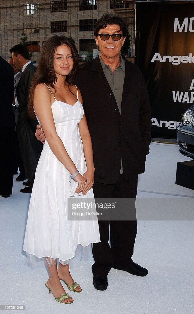 <a gi-track='captionPersonalityLinkClicked' href=/galleries/search?phrase=Robbie+Robertson&family=editorial&specificpeople=213227 ng-click='$event.stopPropagation()'>Robbie Robertson</a> during Angeleno Magazine & Jaguar Sponsor VIP Gala Honoring Dennis Hopper and Opening the Andy Warhol Retrospective at MOCA at The Museum of Contemporary Art in Los Angeles, California, United States.