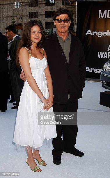 Robbie Robertson during Angeleno Magazine Jaguar Sponsor VIP Gala Honoring Dennis Hopper and Opening the Andy Warhol Retrospective at MOCA at The...
