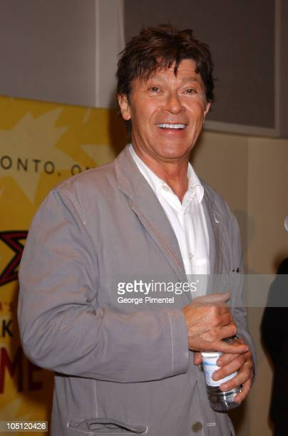 Robbie Robertson during Canada's Walk of Fame at Roy Thomson Hall in Toronto Ontario Canada