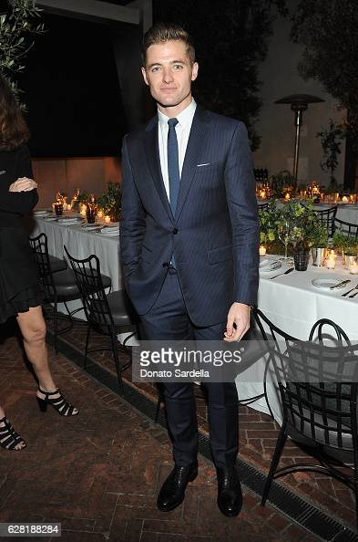 Robbie Rogers attends Dior Lady Art Los Angeles Popup Boutique Opening Event on December 6 2016 in Beverly Hills California